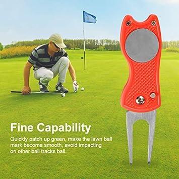 RUNACC Golf Club Herramienta de reparación Multifuncional ...
