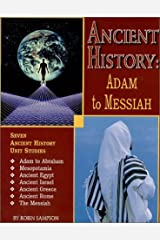 Ancient History : Adam to Messiah by Robin Sampson (2001-05-15) Mass Market Paperback