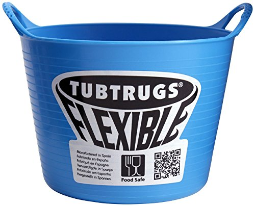 - Tubtrugs SPMICBL Flexible Blue Micro .37 Liter/12.5 Ounce Capacity