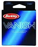 #1: Berkley Vanish Fluorocarbon Fishing Line