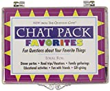 Ingramcontent Chat Pack Favorites: Fun Questions About Your Favorite Things