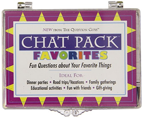 Chat Pack Favorites: Fun Questions about Your Favorite -