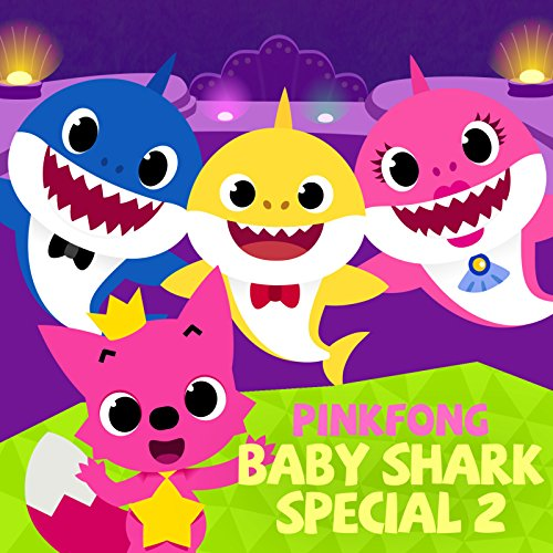 Baby Shark Song by Shark Family Band on Amazon Music