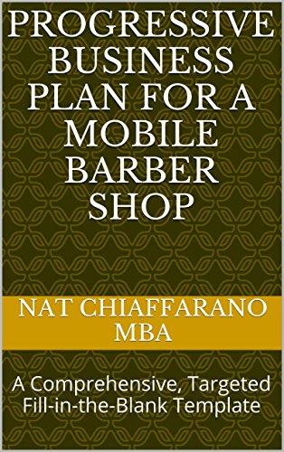 Amazon progressive business plan for a mobile barber shop a progressive business plan for a mobile barber shop a comprehensive targeted fill in flashek Images