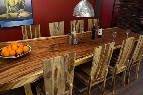 Table A Manger Table Suar Bois Massif Tronc D Arbre