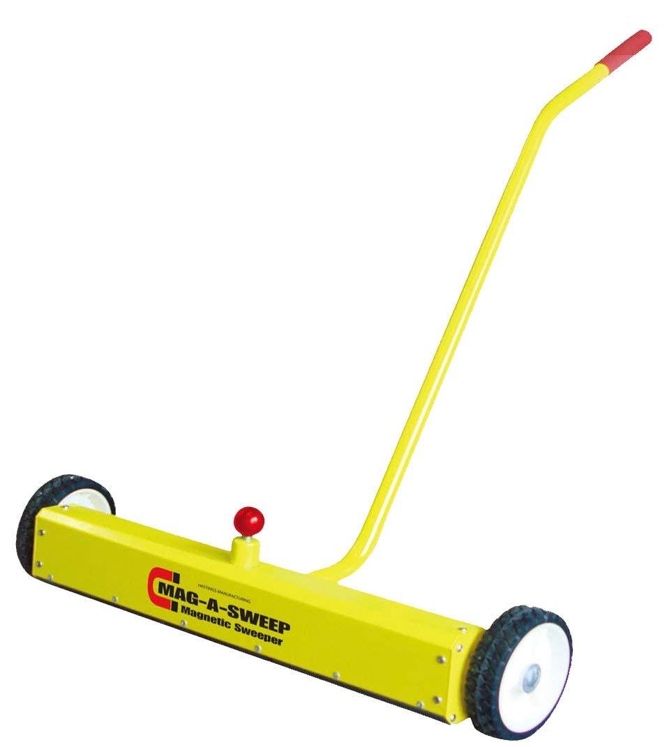 Cedar Green MG24 Hastings Manufacturing: Mag-A-Sweep, 24'' Magnetic Sweeper (Renewed)