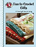 Gooseberry Patch: Fun to Crochet Gifts  (Leisure Arts #4474)