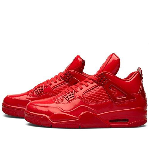 Nike Jordan 11lab4, Zapatillas de Deporte Interior para Hombre University Red / White