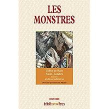 Les Monstres (BIBLIOMNIBUS) (French Edition)