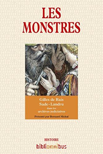 Les Monstres (BIBLIOMNIBUS) (French (Les Monstres De Halloween)