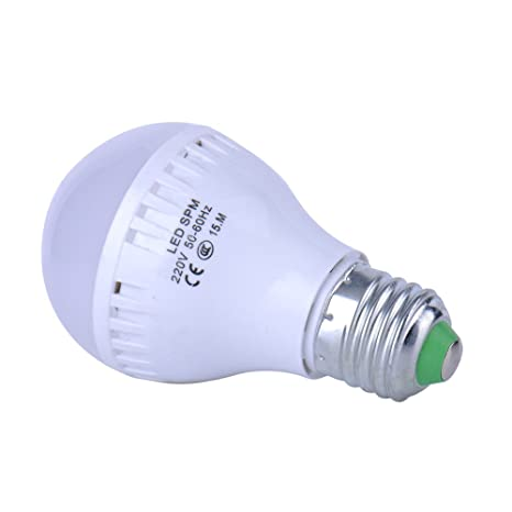 LianLe X 10-Bombilla LED 12 w, 220 V, casquillo E27, 60