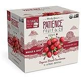 Patience Fruit & Co. Organic Dried Cranberries 30 1-oz. pounces