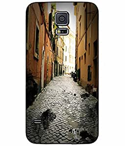 Inspirational Choose Another Path TPU RUBBER SILICONE Phone Case Back Cover Samsung Galaxy S5 I9600