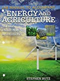 Energy and Agriculture Lab Manual, Butz, Stephen, 1111541108