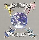 Casiopea World Live 88