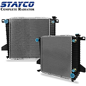 Replacement Radiator fits Mazda/Ford 1995 1996 1997 B2300 Ranger 2.3L L4
