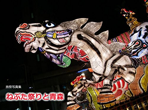 Ryosai : Photo collection of Nebuta Festival and Aomori in Japan (Japanese Edition)