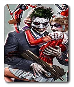 Mouse Pads / Mouse Mats Joker and Harley Quinn PC Custom Mouse Pads / Mouse Mats Case Cover