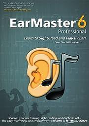 EarMaster 6 Pro [PC Download]