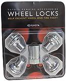 TOYOTA Genuine Alloy Wheel Locks