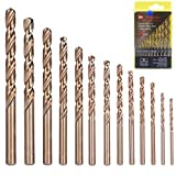 Best Drill Bits For Metals - Migiwata Metric M35 Cobalt Steel Extremely Heat Resistant Review