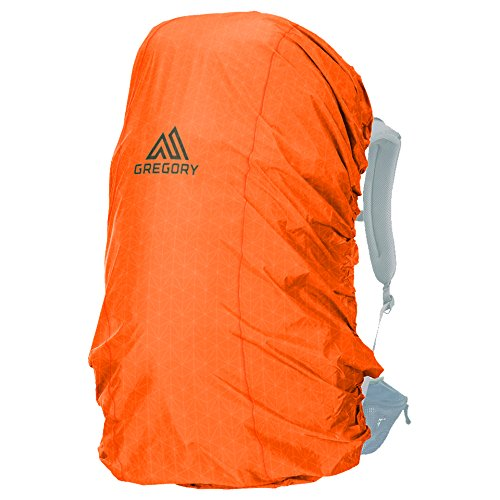 Gregory Lightweight Backpack - Gregory Mountain Products Pro Raincover, Web Orange, 35L-45L