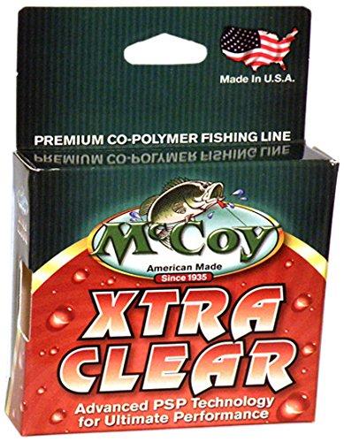 全国総量無料で McCoy釣りライン B004NPUROW 250-Yard/15-Pound 250-Yard/15-Pound|Xtra Clear Xtra Xtra Clear Clear 250-Yard/15-Pound, AVANCE アヴァンス:4d836417 --- a0267596.xsph.ru