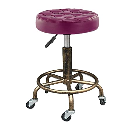 Swivel Chair Lift Chair Stool Beauty Stool Sliding Wheelchair Makeup Stool Master Stool. Hairdressing Chair