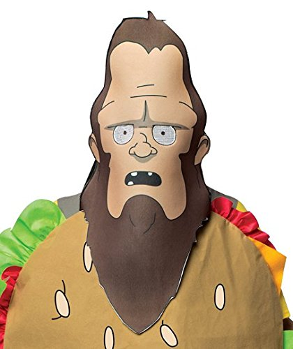 Sasquatch Mask (Bob's Burgers - Beefsquatch Mask)