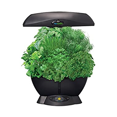 Miracle-Gro AeroGarden 6 Indoor Garden with Gourmet Herb Seed Kit (Discontinued by Manufacturer)