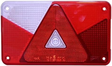 Lichtscheibe Aspöck Multipoint V Links Für Rückleuchte Rücklicht 18 8485 007 L Auto