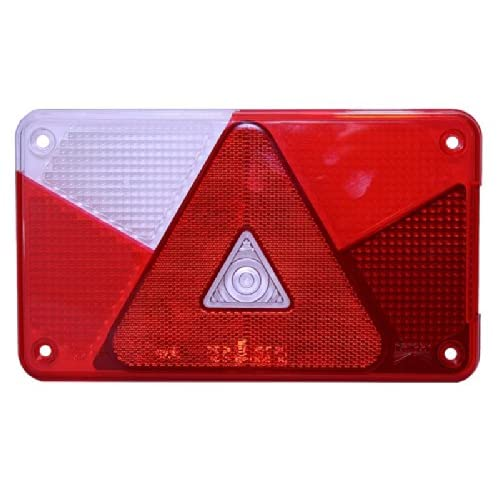 Lumière Disque FKAnhängerteile Multipoint V gauche pour éclairage arrière Feu arrière 18–8485–007L