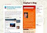 Stephans blog, everything about coral reefs.
