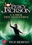 Percy Jackson - Tome 2: La mer des monstres (Livre de Poche Jeunesse)