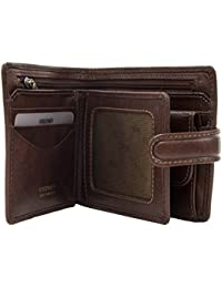 Tuscany 42 Secure RFID Blocking Genuine Leather Wallet