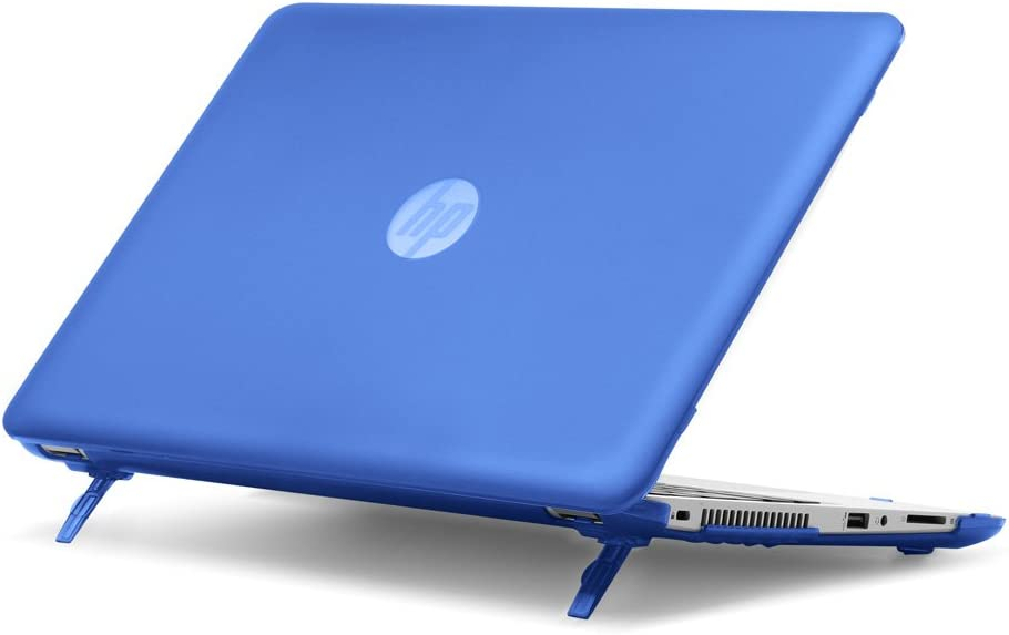 "mCover Hard Shell Case for 14"" HP ProBook 440 G5 Series (NOT Compatible with Older ProBook 440 G1 / G2 / G3 / G4) Notebook PC (Blue)"