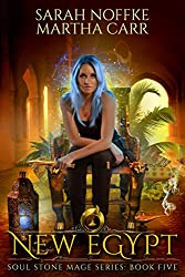 New Egypt: The Revelations of Oriceran (Soul Stone Mage Book 5)