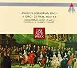 J.S. Bach: 4 Orchestral Suites