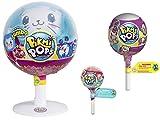 Pikmi Pops Seasons 2 (S2) 3 Pack Bundle Set: Small + Medium Surprise Packs + Large Jumbo Plush (Blue Bunny)