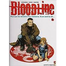 BLOODLINE T04 : ENTRE LES MONDES