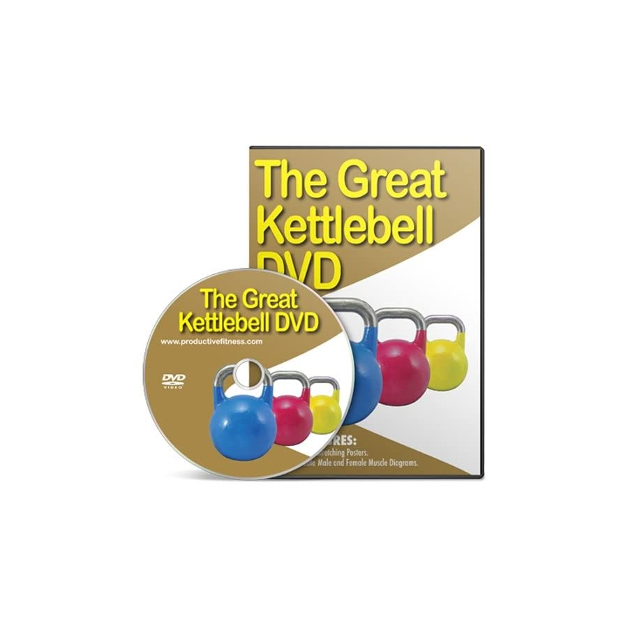 Productive Fitness Beginners Ultimate Kettlebell Work Out DVD
