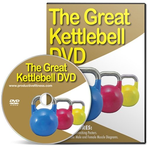 Productive Fitness Beginners Ultimate Kettlebell product image