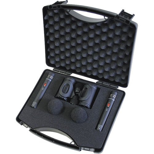 Beyerdynamic MC930 Small Diaphragm True Condenser Cardioid Microphone - Stereo Set ()