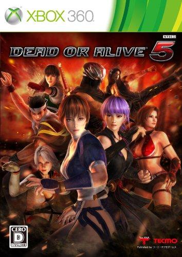 DEAD OR ALIVE 5 (通常版)(初回限定特典かすみ あやね ヒトミ セクシーコスチューム DLC&14日間無料のXbox LIVE GMS同梱)