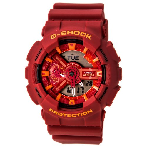 G Shock Mens GA 110AC 4A Stylish Watch