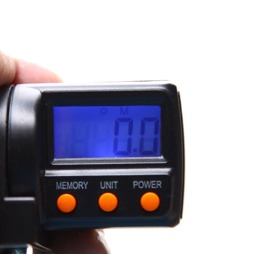 High Quality 999.9M Fishing Line Counter Digital Display Fishing Line Depth Finder Pesca Fishing Tools