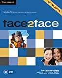 Amazon.fr - face2face Pre-intermediate Student's Book with DVD-ROM. - Chris Redston, Gillie