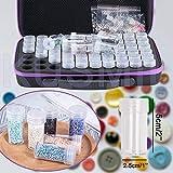 Kusmil 60 Slot Diamond Painting Storage Case, 5D