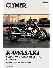 Kawasaki Vulcan 800 & Classic 95-05