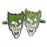 Outlander Gear DC Comics Joker Superhero 2018 Movie Mens Boys Cufflinks